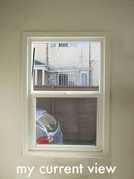 Curtain Rods For Windows Close To Wall 6 Ways To Deal With A Bad View Out The Window