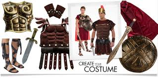 Roman Soldier Halloween Costume Costume Men U0027s Party