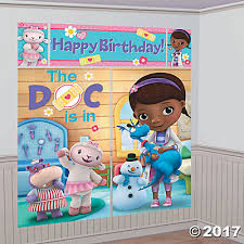 doc mcstuffins wrapping paper mcstuffins backdrop set