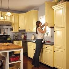 Painting The Kitchen Kitchen Renovation Ideas U2013 How To Paint The Kitchen Cabinets