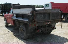86 Ford F350 Dump Truck - 1983 ford f350 dump bed truck item h3295 sold july 30 c