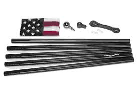 3x5 Foot Flag All Amercan Flagpole Series