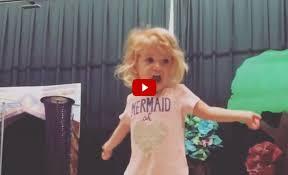 violet ogea sings abcs viral 2 year old singing video