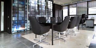 Glass Boardroom Tables Executive Meeting Tables Oval Tables Leather Tables Fantoni Uk