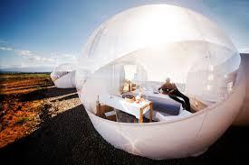 chambre bulles architecture insolite pour hôtels de rêve room5