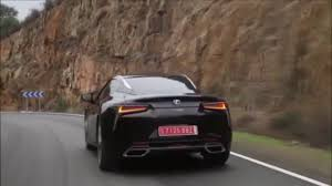 lexus lc 500 review top gear lexus lc 500 2017 luxury made in youtube
