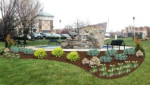 Landscaping Companies Kansas City by Masonry Building Repair Restoration Water Proofing Fountain