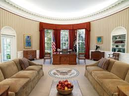 impressive office decor white house oval office oval office white