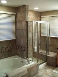 natural stone wall tile glass shower cabin with stainless steel