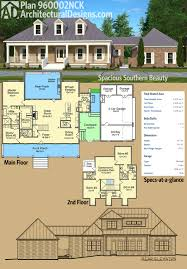 Country Home Plans With Front Porch Plan 960002nck Spacious Southern Beauty Country Houses Front