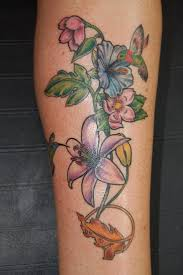 leg flower tattoos 201 best tattoos images on pinterest tatoos flowers and floral