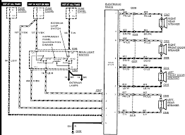 ford radio wiring diagram blurts me