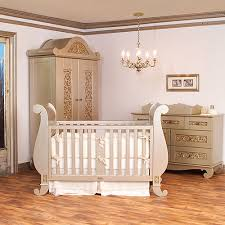 Chelsea Convertible Crib Chelsea Sleigh Crib In Antique Silver And Nursery Necessities In