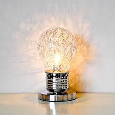 light bulb shaped l light bulb shaped table lamp lh73t be fabulous