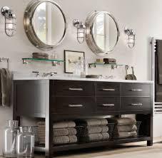 Open Bathroom Designs Open Bathroom Vanity Day 29 Build An Open Storage Vanity Top 25