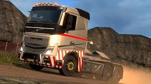 volvo 870 truck forerunner u0027s content truckersmp