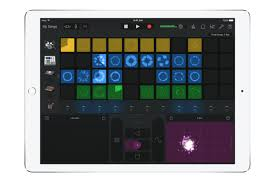 new garageband 2 1 for ios update includes live loops and drummer