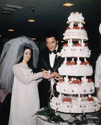 elvis cake topper how wedding cakes changed 100 years 100 years of