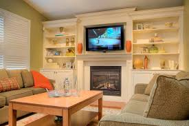 Entertainment Storage Cabinets Built In Entertainment Center With Fireplace Storage And Cabinet