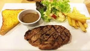 cuisine steak เจฟเฟอร สเต ก jeffer steak เซ นทร ลพลาซ า ระยอง now food