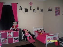 Minnie mouse bed rooms