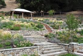 Backyard Slope Landscaping Ideas Ideas For Landscaping Steep Hillside Landscaping Ideas Garden