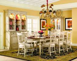 Hooker Dining Room by Summerglen Extendable Dining Table In Antique White By Hooker