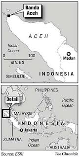 after tsunami islamic religious police gain power in aceh they