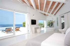 Seaside Home Interiors Spectacular Villa With Amazing Sea View In Majorca Spain Decoholic