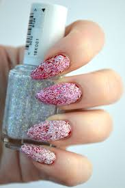 peak of chic essie encrusted collection mikalicious