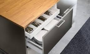 tiroirs de cuisine la metod ikea pour personnaliser sa cuisine galerie photos d