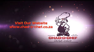 chad o chef lifestyle gas products