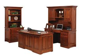 Classic Office Desks Amish Liberty Classic Executive Desk From Dutchcrafters Amish