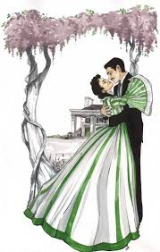 Windart Gone With The Wind Clipart Clipartxtras