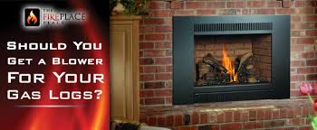 Fireplace Fan Motor by Would You Like Blower On Your Gas Logs The Fireplace Place