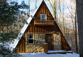 a frame cabins kits tiny house a frame wood pinteres