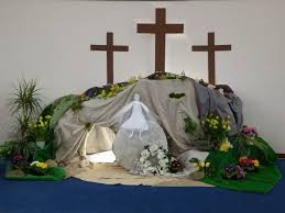 easter religious decorations ashbourne methodist photos