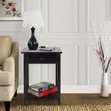 Charging Station Nightstand by The Charging Nightstand Hammacher Schlemmer