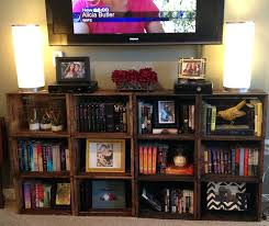 Built In Tv Bookcase Bookcase Best 25 Tv Bookcase Ideas On Pinterest Built In Tv Wall