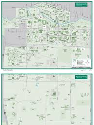 Cleveland State University Map by Download Hamline Campus Map Docshare Tips
