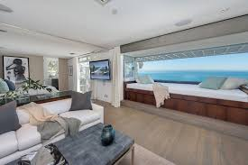 master bedroom modern malibu beach house rooms with a view