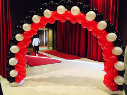 wedding arch balloons balloon decorations gallery
