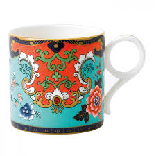 wonderlust ornamental scroll mug wedgwood us