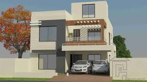 Architectural Design Of 1 Kanal House Pakistani House Designs 10 Marla Gharplans Pk