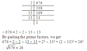 Sqrt 261 Find The Square Root Of 24 By Long Division Method Meritnation Com