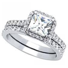 wedding rings trio wedding ring sets cheap bridal sets gordons