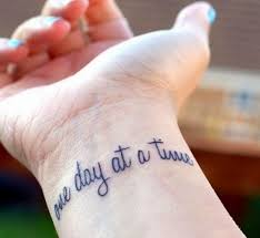 the 25 best meaningful tattoo quotes ideas on pinterest