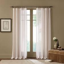 3 Inch Rod Pocket Sheer Curtains Buy 120