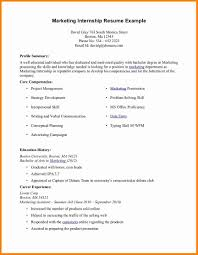 Promotional Resume Sample by Ma Resume Examples