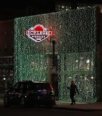 automobile alley christmas lights twinkling light displays to glow across oklahoma